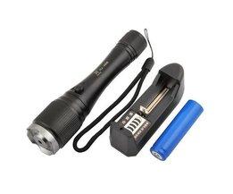 Pointer LT YWA88 Laser Vert (De 5MW)