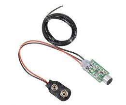 Transmetteur FM FSN112 Mini Bug