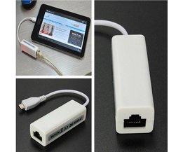 Micro Adaptateur USB Vers Ethernet