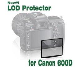 Protecteur D'Écran En Verre Pour Canon EOS 600D