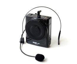 Petit Émetteur / Récepteur Avec Microphone