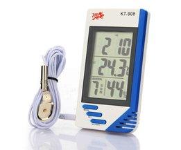 Thermomètre Numérique / Hygromètre KT-908
