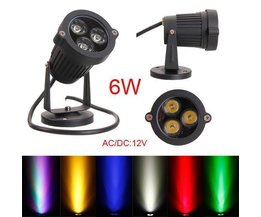 Outdoor LED 6W