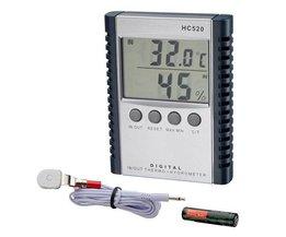 Numérique Thermomètre Hygromètre
