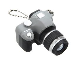 Caméra Keychain Avec Flash