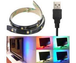 USB LED Strip 30 CM Waterproof