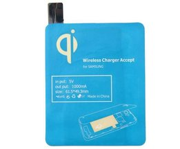 Charge De Qi Wireless Pour Samsung
