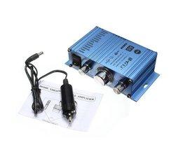 Mini Salut-Fi Amplificateur Stéréo