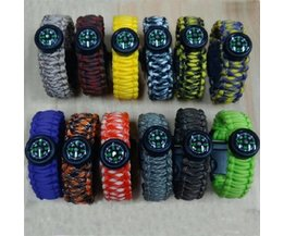 Paracord Survival Compass