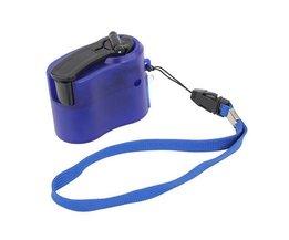 Dynamo Chargeur De Téléphone Portable
