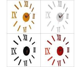 Horloge Chiffres Romains Bricolage