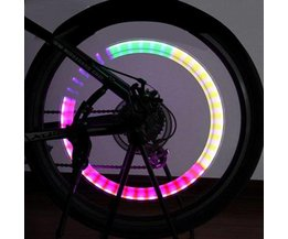 Bicycle Light Valve Avec LED
