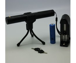 Pointeur Laser Vert Avec Des Motifs