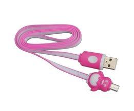 Câble Micro USB Avec Penguin