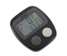 Chronomètre Avec Tachymètre Et Compteur Kilométrique