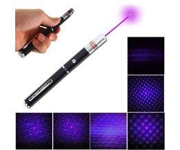 Pointeur Laser Violet