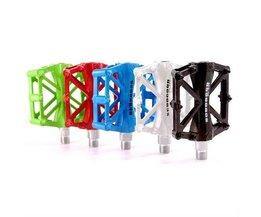 Vélo Pédales Aluminium Set