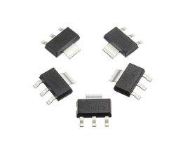 10 Pieces 5V 1A Voltage Regulator Chip