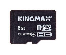 Kingmax Carte Micro SD De 8 Go