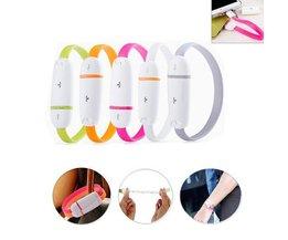 Mili Micro USB Bracelet Pour Les Téléphones Cellulaires