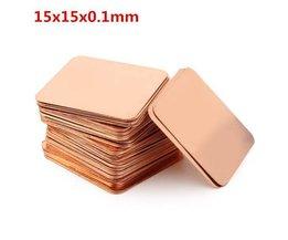 Copper Laptop Cooler
