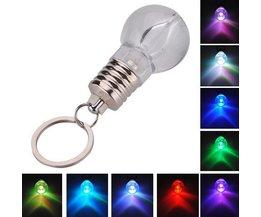 LED Trousseau Light