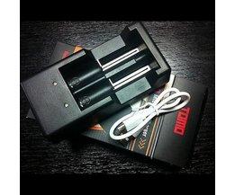 USB Chargeur De Batterie Pour Piles AA