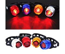 LED Lumière De Queue Avec 2 Dents