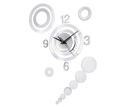 Round Clock For The Living Room