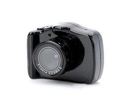 Mini Caméra HD Avec Fente Pour Carte TF