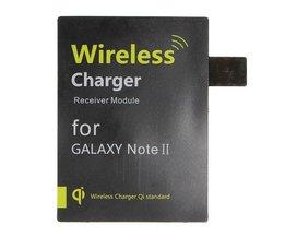 Chargeur Récepteur Sans Fil Galaxy Note II N7100