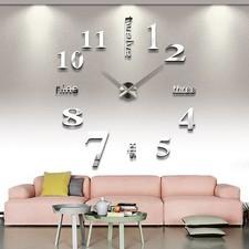 Horloge Murale Bricolage Design