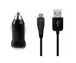 Câble USB Et Chargeur De Voiture Universel