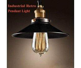 Retro Lamp Américaine