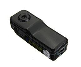 WiFi Caméra De Sécurité Sans Fil Mini