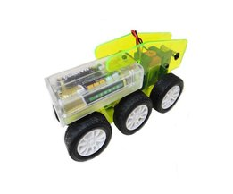 Put-Yourself-In-One Another Car Toy