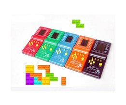 Console Tetris