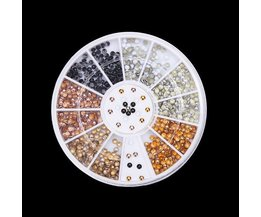 Nail Wheel Pour La Décoration