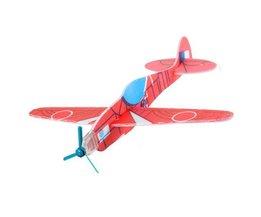 Avion Bubble Paper Toy