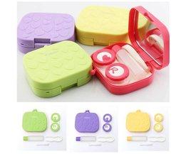Lentilles Boxes Avec Accessoires