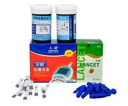 Les Bandelettes De Test De Glucose Pour Sannuo SXT