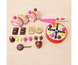 Jouets Gâteau Set