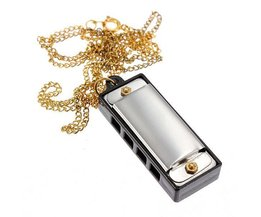 Mini Pitched Huit Harmonica