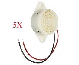 95DB Électronique Buzzer Alarm