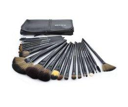 Pinceaux De Maquillage Set 24 Pcs