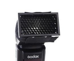 Godox HC-01 Grille Nid D'Abeilles Pour Flash