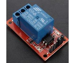 Module De Relais Optopkoppelaar Pour Arduino (10 Pieces)