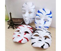 Masque Vénitien Avec Stripes