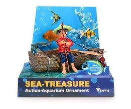 Docoratie Fishbowl Boy In Boat