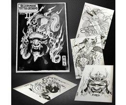 Tattoo Book | Dragons De Style Japonais